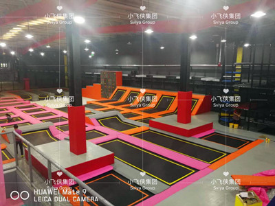 Trampoline Park Business Plan