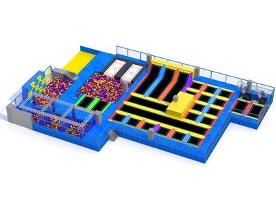 Best China Trampoline Park Manufacturer