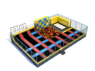 Russian Trampoline Park Supplier